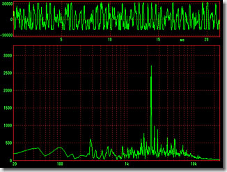 Analyze Air Intake Sound