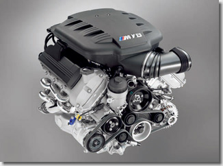 New BMW M3 V8 Engine