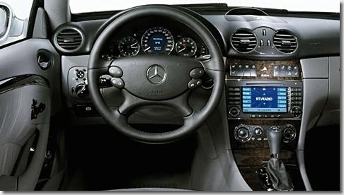 Mercedes CLK63 AMG