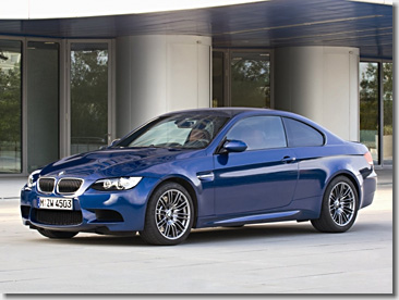 New M3 Coupe 2009 Model
