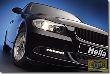 Hella LED Daytime Running Lamp