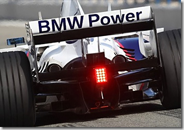 LED F1 Center Stopping Lamp