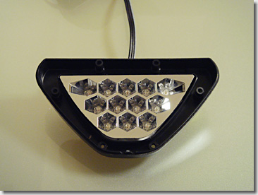 LED F1 Center Stopping Lamp