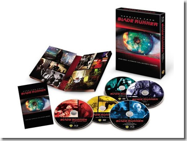 Blade Runner Ultimate Collector's Edition Blu-ray Version