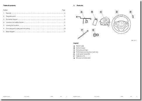 Performance Steering Wheel Retrofit