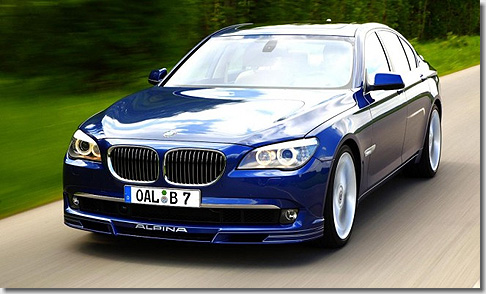 New ALPINA B7 Bi-Turbo