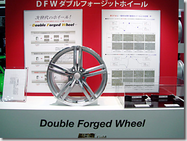Double Forged Wheel