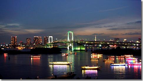Tokyo-Bay Odaiba