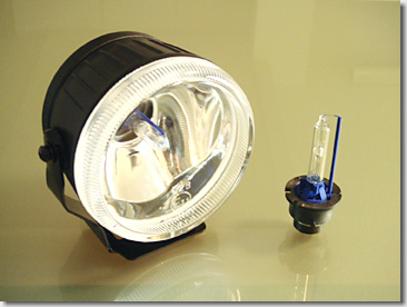 HID Fog-Lamp for M3 Coupe