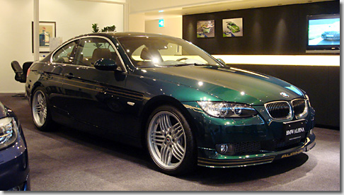 ALPINA B3 BiTurbo Coupe