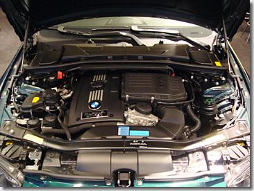 ALPINA B3 BiTurbo Coupe