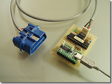 CAN to Serial Interface Circuit