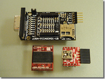 Tiny VGA Graphics Controller