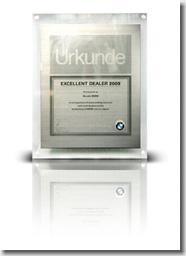 BMW Award 2009