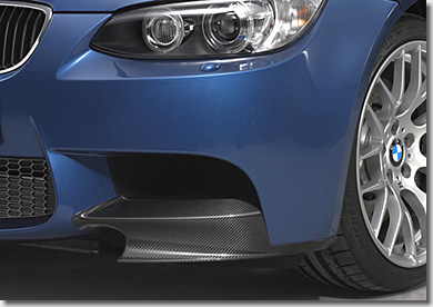 BMW Genuine Carbon Lip Spoiler