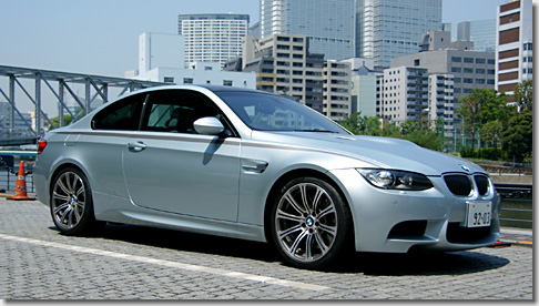 BMW M3 Coupe M-DCT