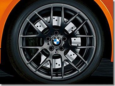BMW M3 Coupe Competition Edition