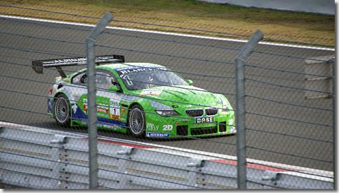 ALPINA B6 GT3 Racing