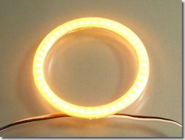 Twin Color LED Angel Eye