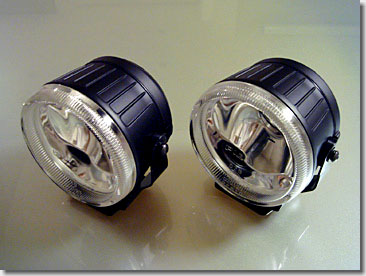 Twin Color LED Angel Eye