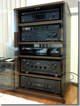 AV Rack & TV Board