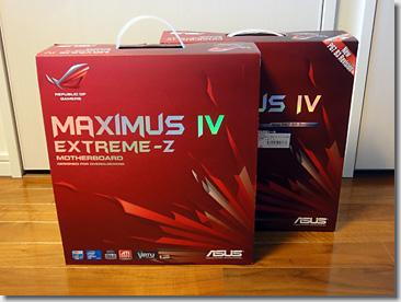 Maximus IV Extreme-Z
