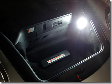 LED Trunk Room Lamp