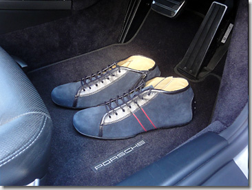 REGAL Driving Shoes