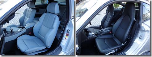 M3 Coupe vs 911 Carrera S