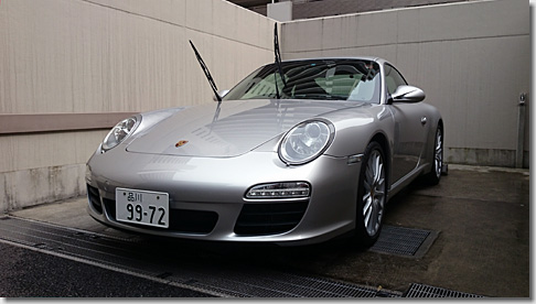 Porsche 911 Carrera S(Type 997 Phase 2)