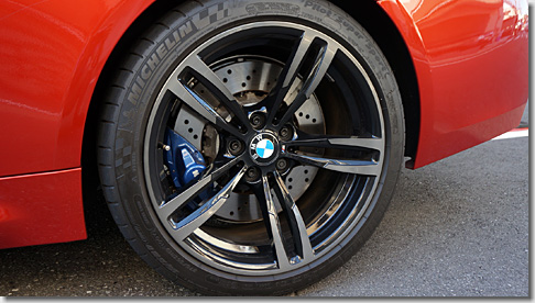 Test Driving BMW M4 Coupe