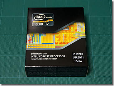 Intel Core i7 3970X Extreme Edition BOX