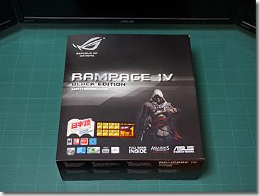 Asus Rampage IV Black Edition