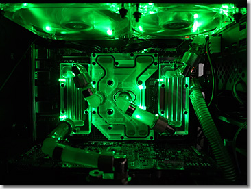 nVIDIA Water-Cooling