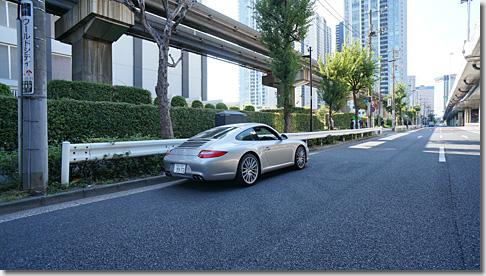 OpenCV Phase Only Correlation Porsche 911 Carrera S