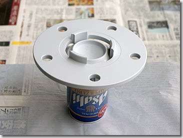 Porsche Wheel Spacer, martel