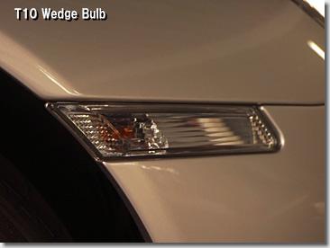 Porsche 911, LED Side Winker