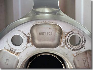 Porsche 911, BBS RI-D, McGard Ultra High Security Locking Wheel Bolts