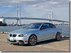 BMW M3 Coupw E92, M Performance Side Strips