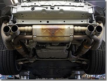 Porsche 911 Type 997, PSE DIY, Porsche Sport Exhaust System