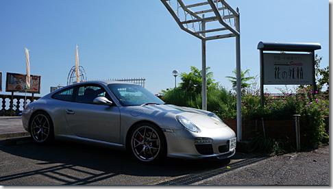 Porsche 911 Type 997, Hakone