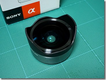 Sony, αNEX-5R, VCL-ECF1