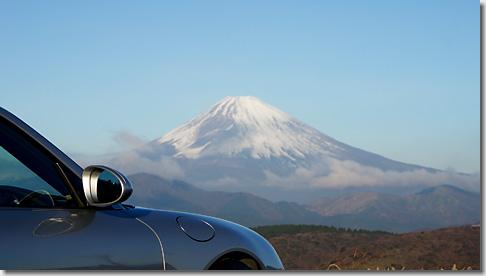 Mt.Fuji from Hakone