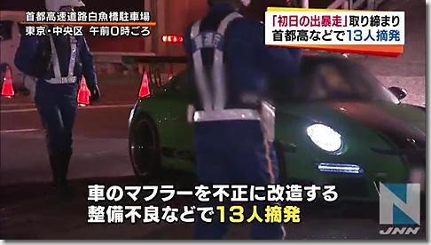 Police, Porsche 911 GT3 Type 997