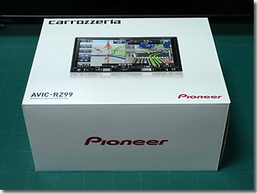 Pioneer, Navigation System, AVIC-RZ99