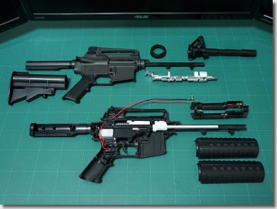 Colt Firearms M4A1 Carbine