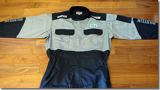 Bilstein Mechanic Suits