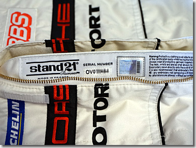 Stand21 Racing Suits ST121