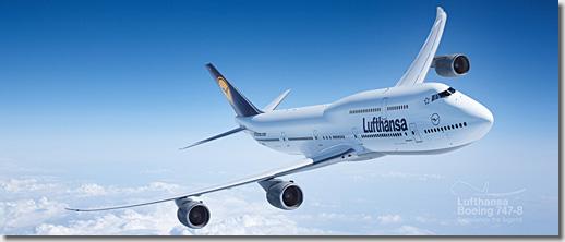 Deutsche Lufthansa AG, Boeing 747-8