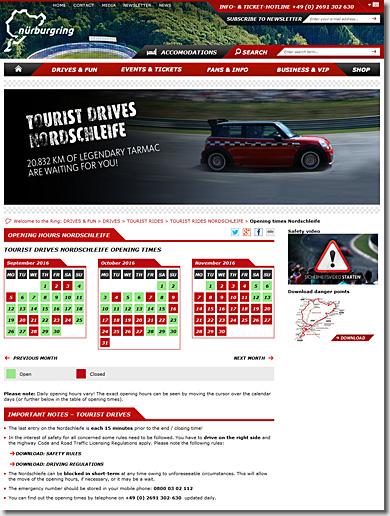 Deutsche Nürburgring Nordschleife